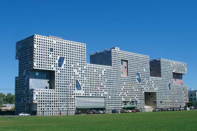 مبنى في معهد ماساتشوستس للتكنولوجيا   كيسان