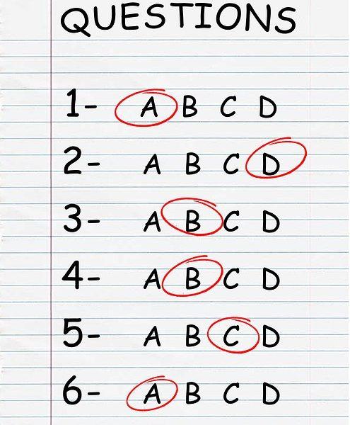أختبار سات