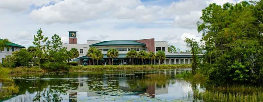 جامعة خليج فلوريدا Florida Gulf Coast University