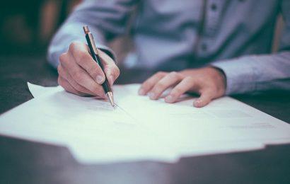 خطوات كتابة خطاب الغرض من الدراسة