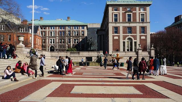 سكن الطلاب في أمريكا