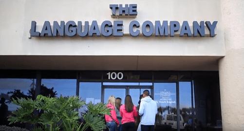 شركة اللغة تي ال سي – The Language Company