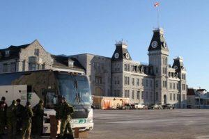 الكلية الملكية العسكرية - Royal Military College of Canada