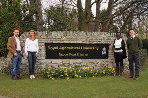 جامعة الزراعة الملكية - Royal Agriculture University