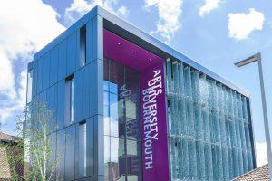 جامعة بورنموث للفنون - Arts University of Bournemouth