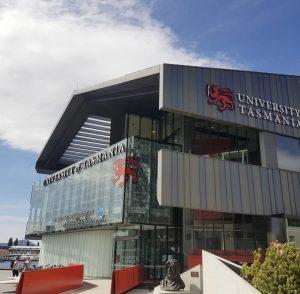 جامعة تسمانيا - Tasmania University
