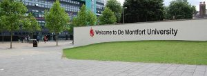 جامعة دي مونتفورت - De Montfort University