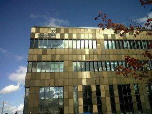 جامعة ستافوردشاير - Staffordshire University