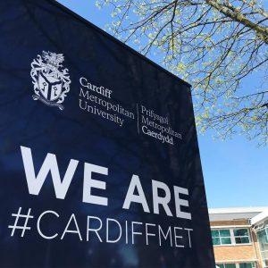جامعة كارديف متروبوليتان - Cardiff Metropolitan University
