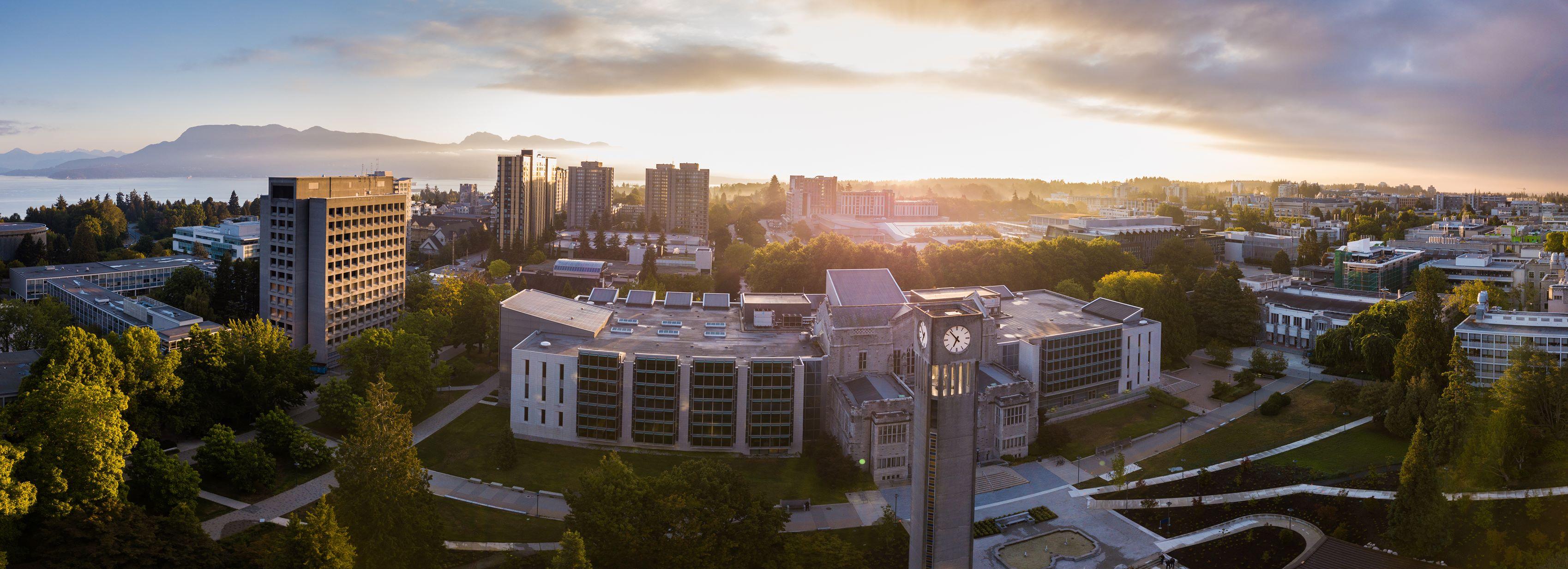 جامعة كولومبيا البريطانية | University of British Columbia ...