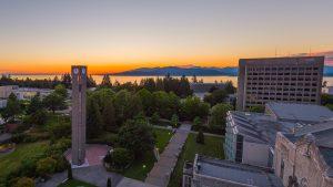 جامعة كولومبيا البريطانية - University of British Columbia (UBC)