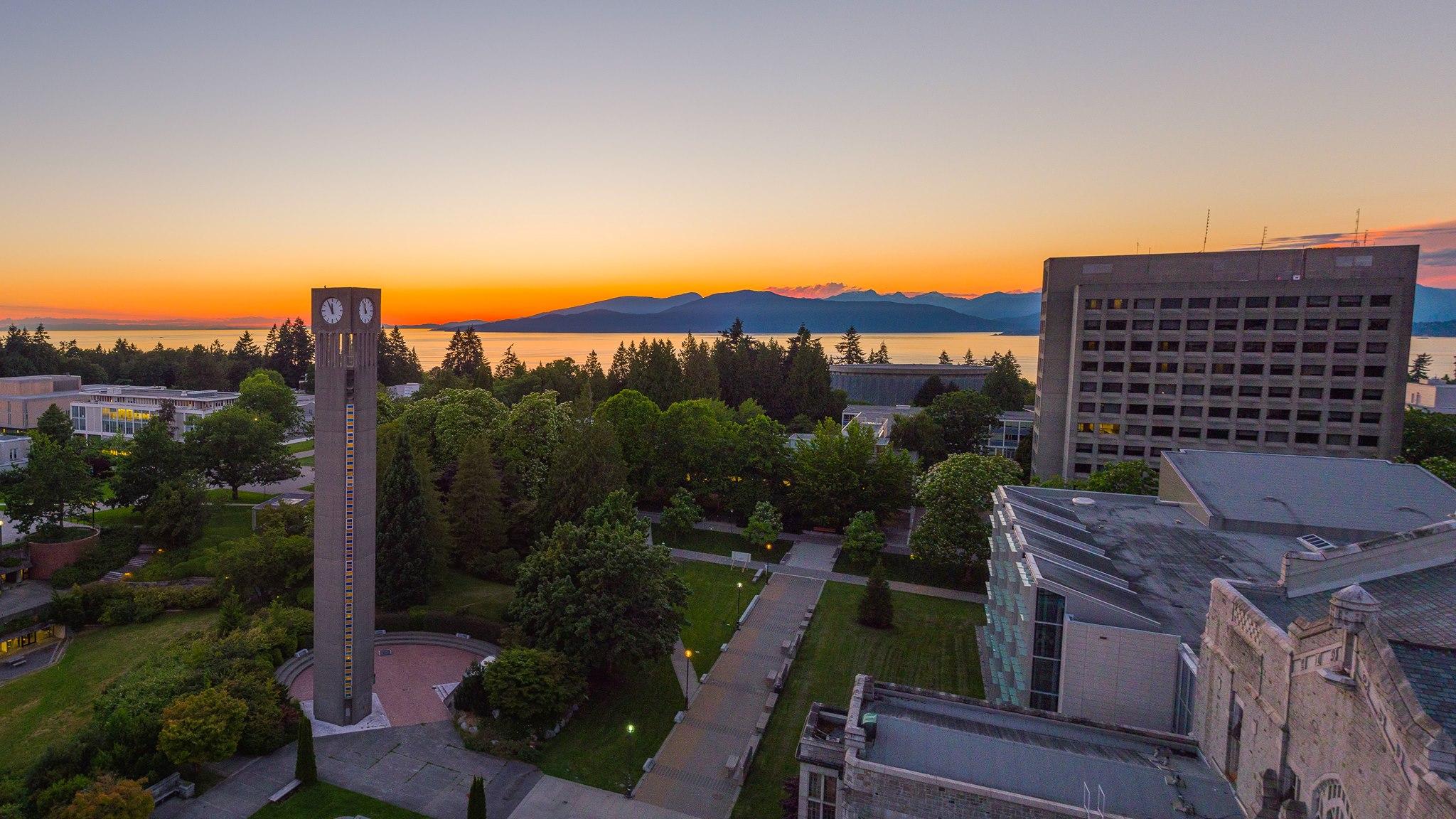 جامعة كولومبيا البريطانية – University of British Columbia (UBC)