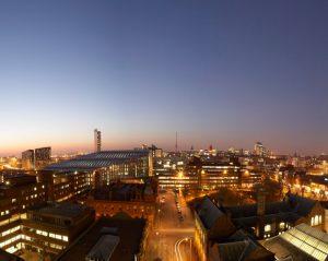 جامعة مانشستر متروبوليتان - Manchester Metropolitan University