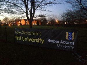 جامعة هاربر آدمز - Harper Adams University