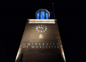 جامعة ورسيستر - University of Worcester