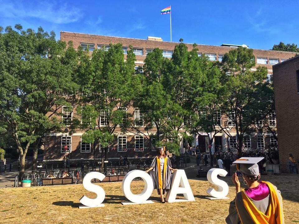جامعة SOAS في لندن