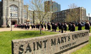 جامعه سانت ماري - saint mary's university
