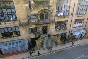 كلية غلاسكو للفنون - The Glasgow School of Art