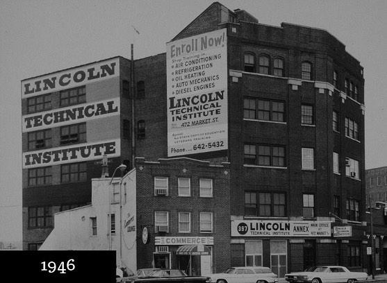 لينكولن تيك – Lincoln Tech