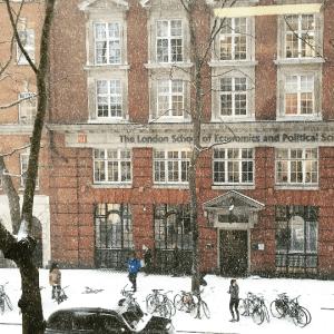مدرسة لندن للاقتصاد - London School of Economics