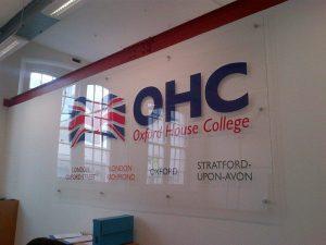 كلية اوكسفورد ، ستارتفورد أبون آفون - Oxford House C OHC