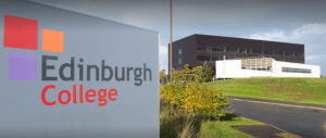 كلية ادنبره - EDINBURGH COLLEGE