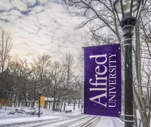 جامعة ألفريد - Alfred University