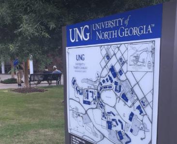 جامعة شمال جورجيا – مركز تعليم اللغة – University of North Georgia