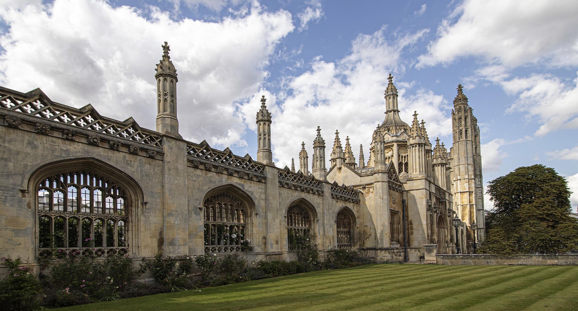 جامعة كامبريدج البريطانية