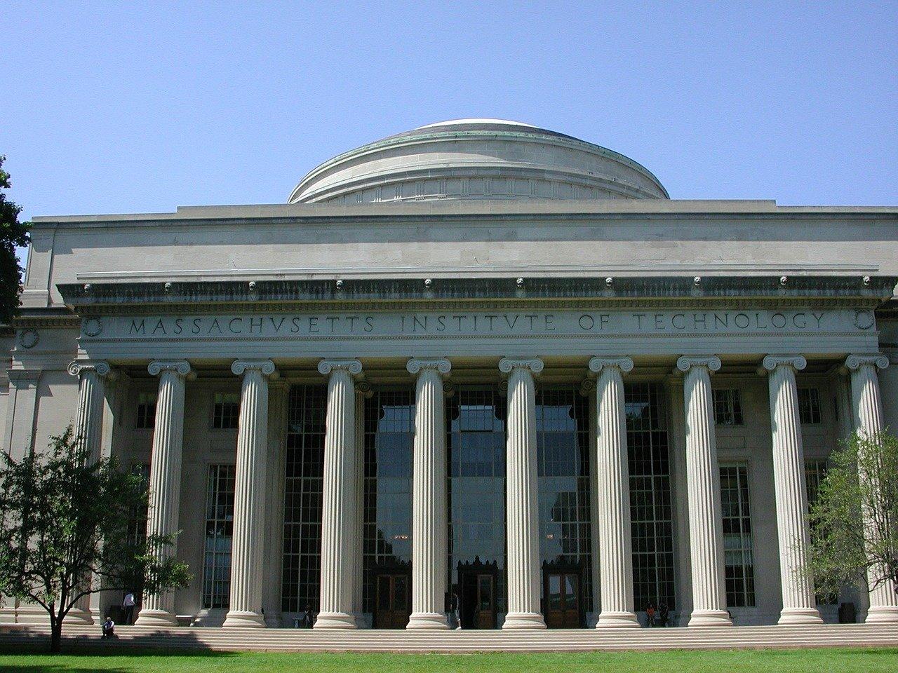 Massachusetts Institute of Technology MIT معهد ماستشوستس للتكنولوجيا