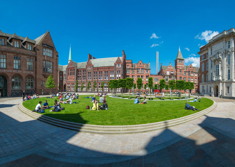 جامعة ليفربول University of Liverpool