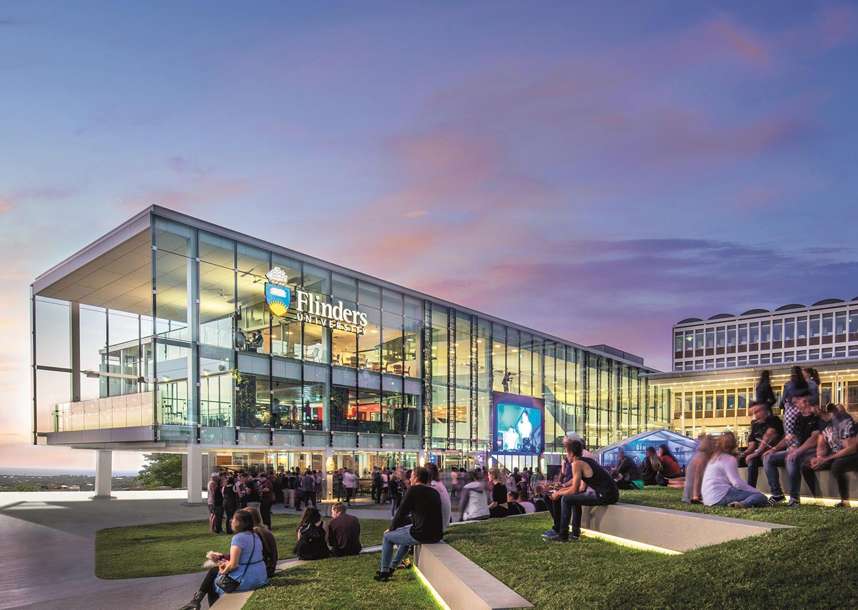جامعة فليندرز | أفضل 12 من جامعات أستراليا المعترف بها | كيسان