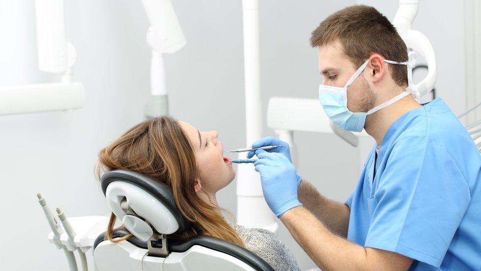 دراسة طب الاسنان في امريكا