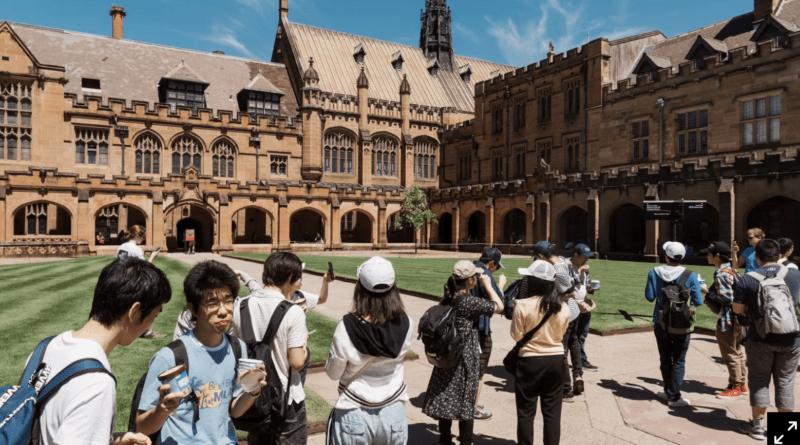 التأشيرة المخصصة للطلاب الدوليين